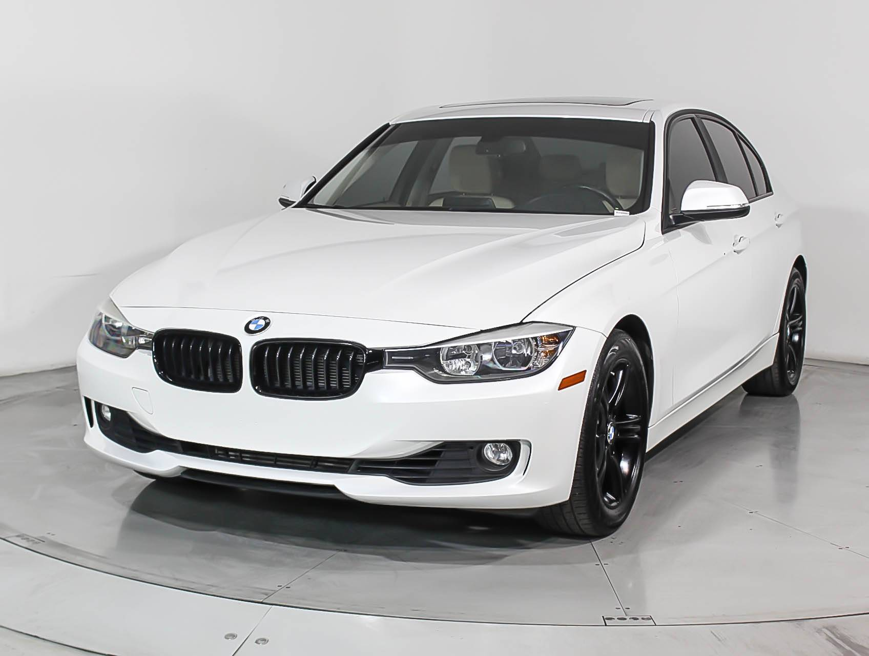 Used 2013 Bmw 3 Series 328i Sedan For Sale In Miami Fl 100650 Florida Fine Cars