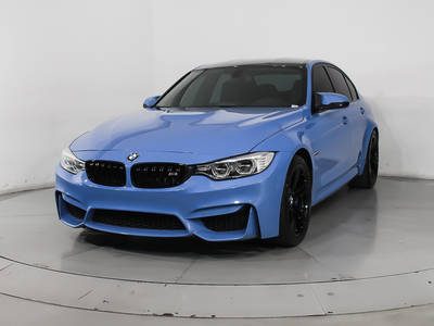 Used BMW M3 2016 MIAMI 6 Speed Manual