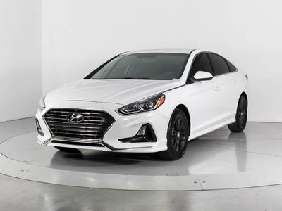 Used HYUNDAI SONATA 2018 WEST PALM SE
