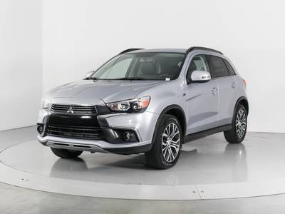 Used MITSUBISHI OUTLANDER-SPORT 2017 WEST PALM SE