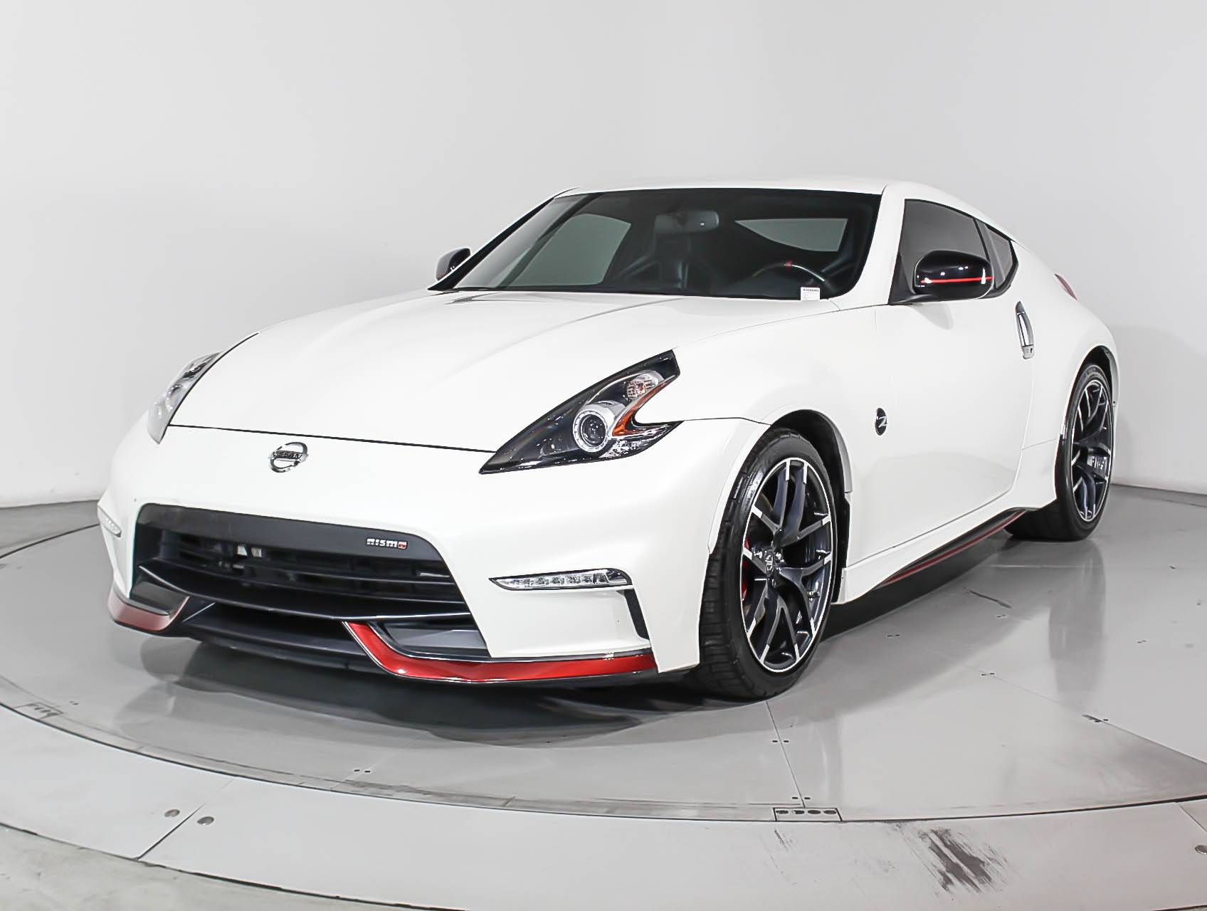 Used 2016 Nissan 370z Nismo Tech Coupe For Sale In Hollywood Fl