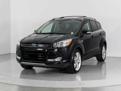 Used FORD ESCAPE 2013 WEST PALM Titanium 4x4