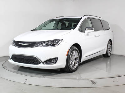 Used CHRYSLER PACIFICA 2018 MIAMI LIMITED PLATINUM