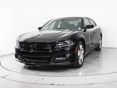 Used DODGE CHARGER 2016 MIAMI Sxt Awd