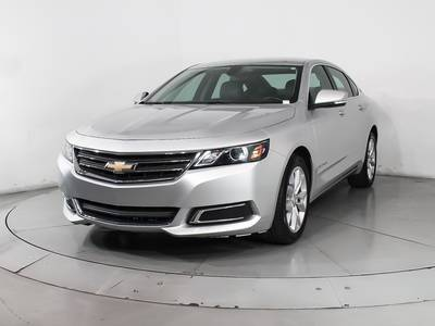 Used CHEVROLET IMPALA 2017 WEST PALM LT (1LT)