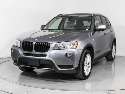 Used BMW X3 2013 MIAMI XDRIVE28I