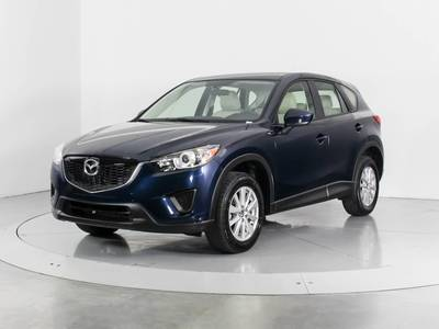 Used MAZDA CX-5 2015 WEST PALM SPORT