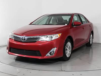 Used TOYOTA CAMRY 2013 MIAMI L
