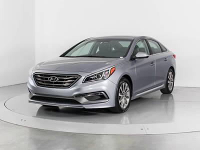 Used HYUNDAI SONATA 2016 WEST PALM Sport