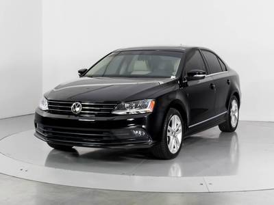 Used VOLKSWAGEN JETTA 2017 WEST PALM 1.8t Sel