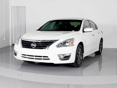 Used NISSAN ALTIMA 2015 MARGATE S Sport Package