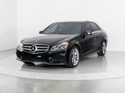 Used MERCEDES-BENZ E-CLASS 2014 WEST PALM E350