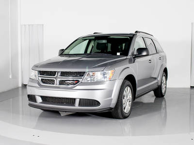 Used DODGE JOURNEY 2016 MARGATE SE