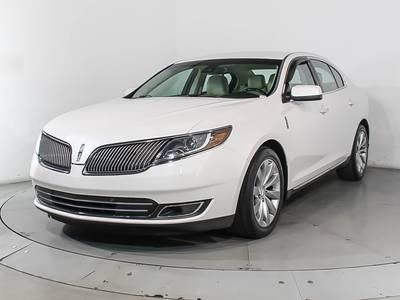 Used LINCOLN MKS 2013 MIAMI