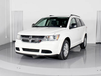 Used DODGE JOURNEY 2015 MARGATE SE