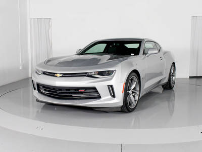 Used CHEVROLET CAMARO 2018 WEST PALM 1lt Rs