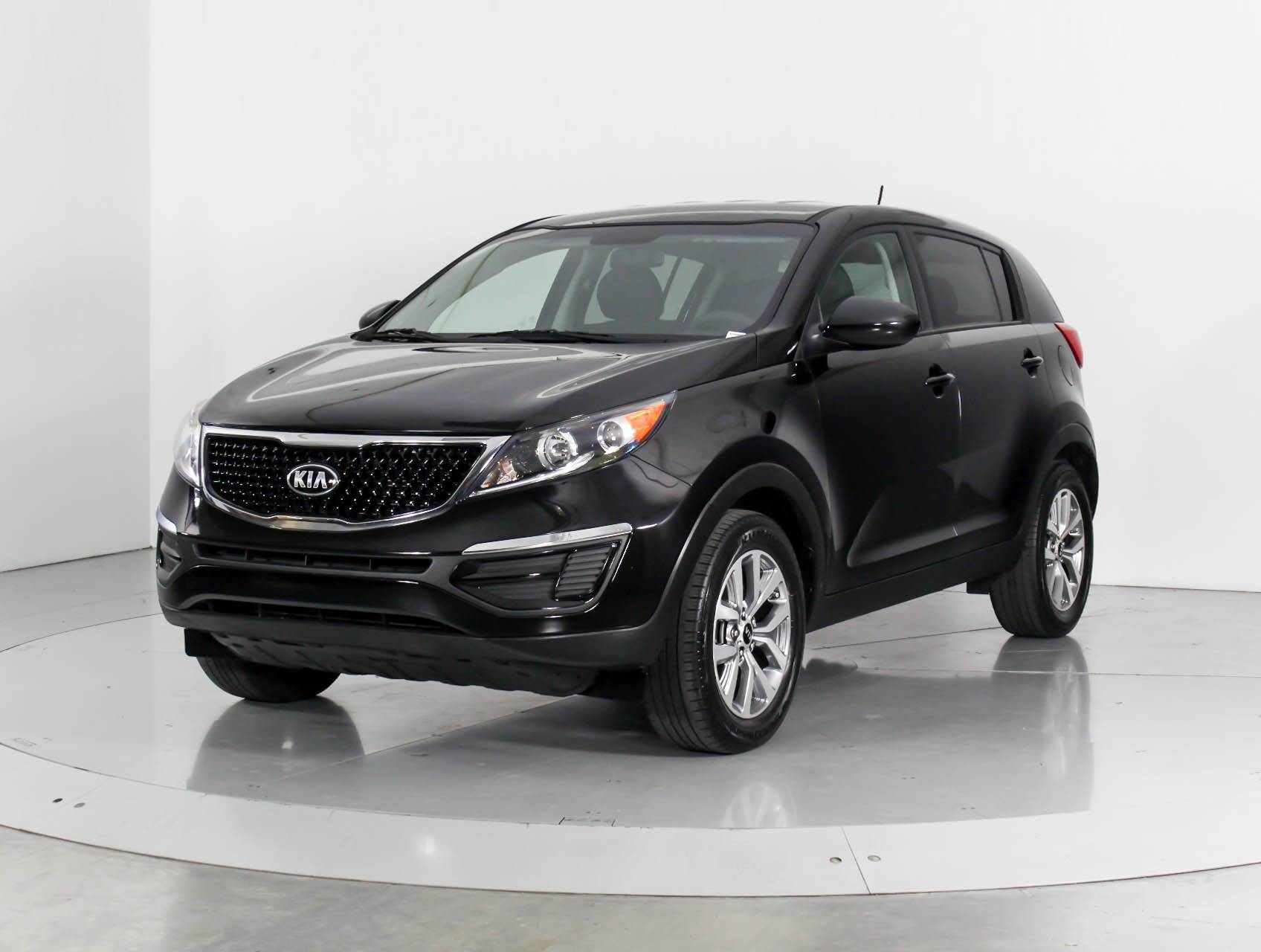 Used 2016 KIA SPORTAGE Lx SUV For Sale In WEST PALM, FL