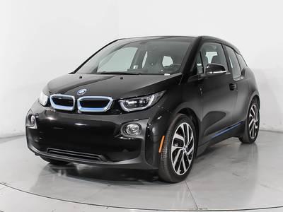 Used BMW I3 2016 MIAMI Bev Deka World