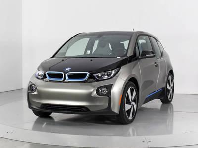 Used BMW I3 2016 WEST PALM REX
