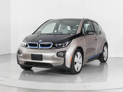 Used BMW I3 2015 WEST PALM REX