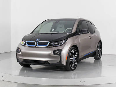 Used BMW I3 2015 MIAMI REX
