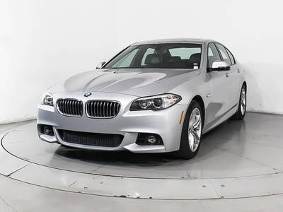 Used BMW 5-SERIES 2015 HOLLYWOOD 528i M Sport
