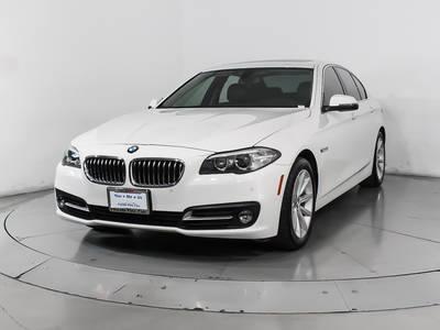 Used BMW 5-SERIES 2015 MARGATE 535I