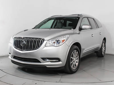 Used BUICK ENCLAVE 2016 MIAMI CONVENIENCE