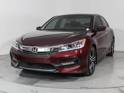 Used HONDA ACCORD 2017 MIAMI SPORT