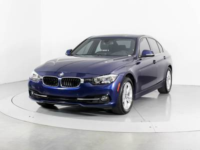 Used BMW 3-SERIES 2017 WEST PALM 330i