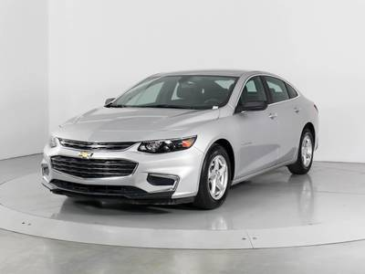 Used CHEVROLET MALIBU 2018 WEST PALM LS (1LS)