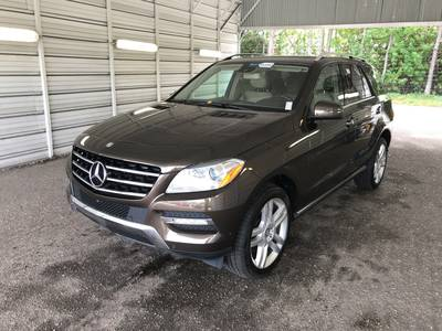 Used MERCEDES-BENZ M-CLASS 2015 MARGATE ML350
