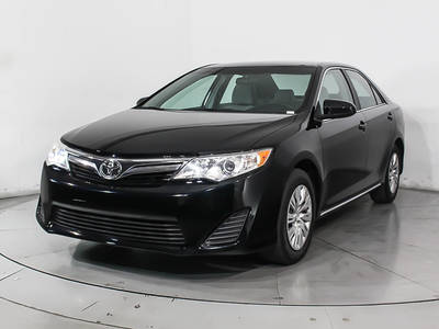 Used TOYOTA CAMRY 2014 MIAMI Le