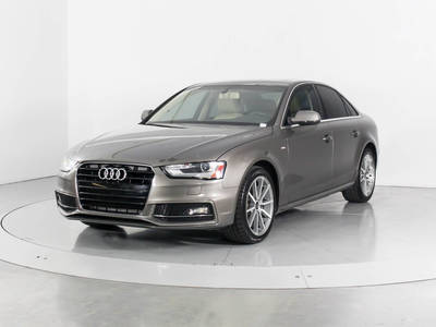 Used AUDI A4 2014 WEST PALM PREMIUM PLUS