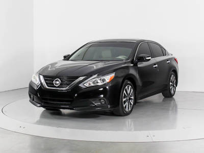 Used NISSAN ALTIMA 2016 WEST PALM Sl