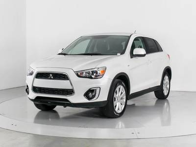Used MITSUBISHI OUTLANDER-SPORT 2015 WEST PALM SE