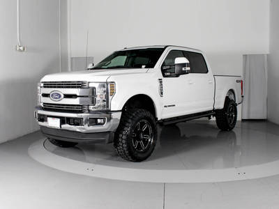 Used FORD F-250 2018 WEST PALM Lariat