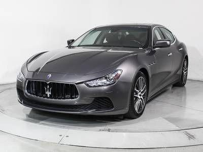 Used MASERATI GHIBLI 2015 HOLLYWOOD