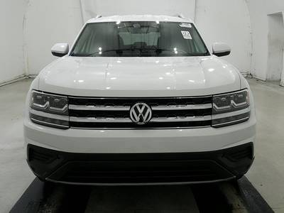 Used VOLKSWAGEN ATLAS 2018 MIAMI S