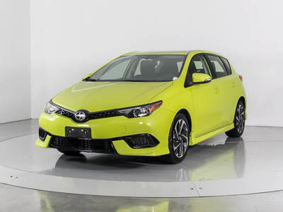 Used SCION IM 2016 WEST PALM