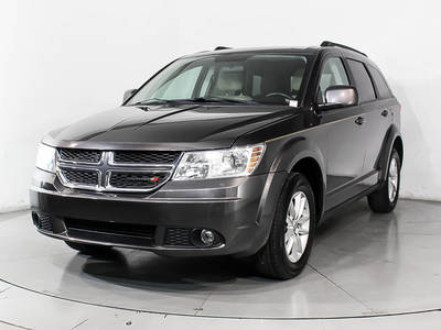 Used DODGE JOURNEY 2015 MIAMI Sxt Crew Awd