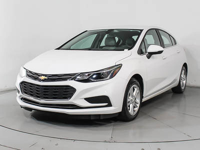 Used CHEVROLET CRUZE 2017 MIAMI LT