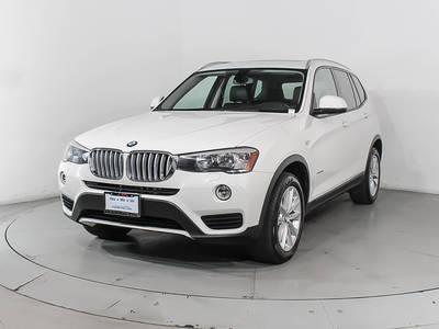 Used BMW X3 2017 MIAMI XDRIVE28I