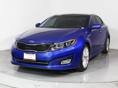Used KIA OPTIMA 2015 MIAMI SX