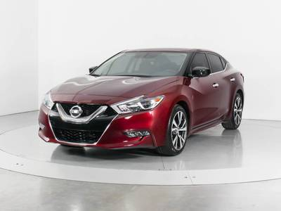 Used NISSAN MAXIMA 2017 WEST PALM S