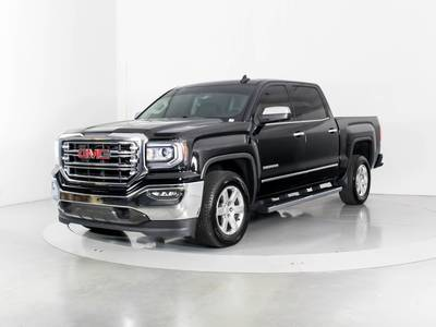 Used GMC SIERRA 2017 WEST PALM SLT