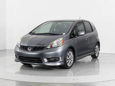 Used HONDA FIT 2013 MARGATE SPORT