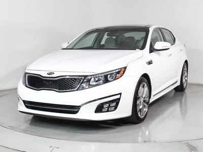 Used KIA OPTIMA 2015 MIAMI Sxl Turbo