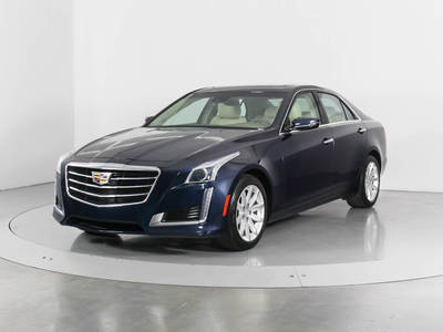 Used Cadillac CTS-Sedan 2015 WEST PALM LUXURY