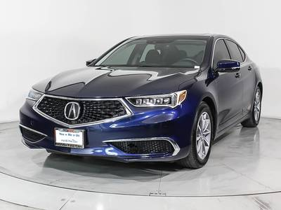 Used ACURA TLX 2018 MIAMI TECHNOLOGY PACKAGE